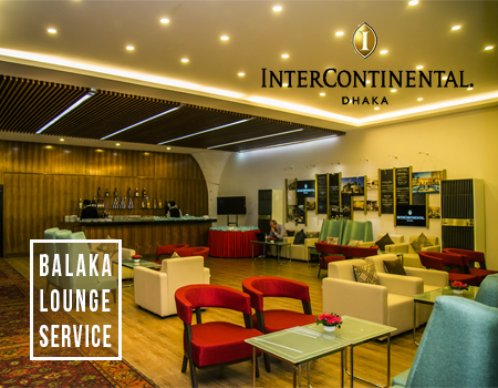 InterContinental Dhaka Balaka Executive Lounge